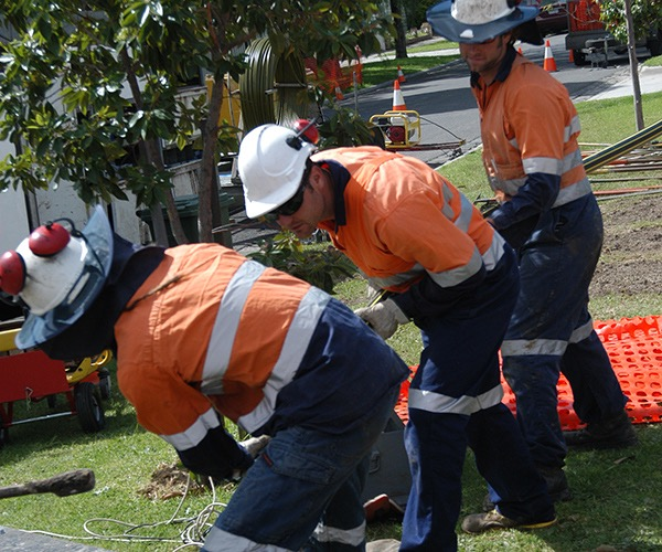 Gas mains renewal program | Australian Gas Networks